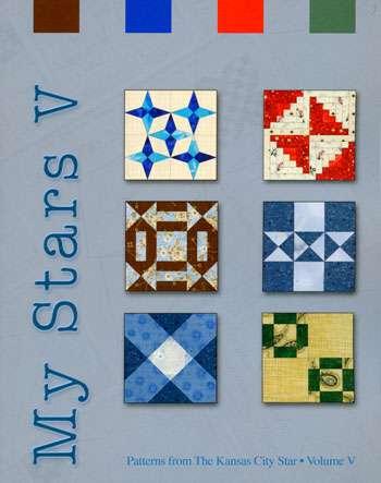 My Stars - Volume 5 (Kansas City Star - Book)
