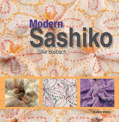 Modern Sashiko by Silke Bosbach (Book)