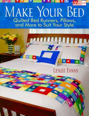 Make Your Bed by Leslee Evans (Book)