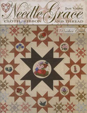 Needle Grace by Janice Vaine (Book)
