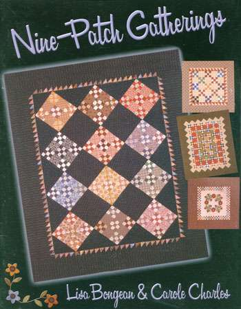 Nine-Patch Gathering (Book) preview