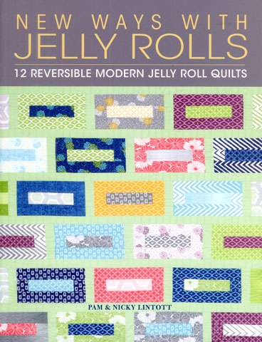 New Ways with Jelly Rolls by Pam & Nicky Lintott (Book) preview