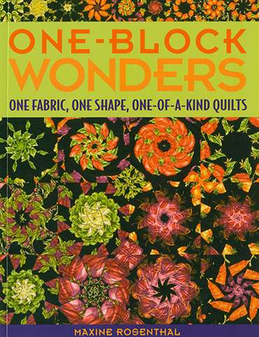 One-Block Wonders by Maxine Rosenthal (Book) preview