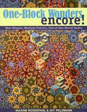 One Block Wonders Encore (Book)