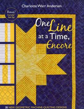 One Line at a Time Encore by Charlotte Warr Andersen (Book)
