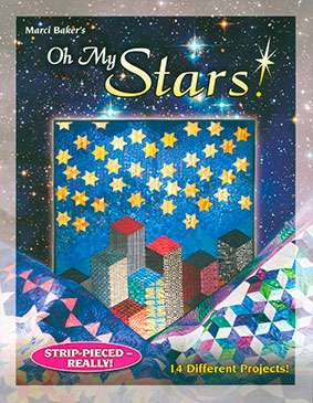 Oh, My Stars! by Marci Baker (Book)