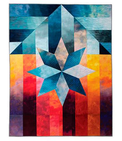 Ombre Quilts by Jennifer Sampou (Book) preview