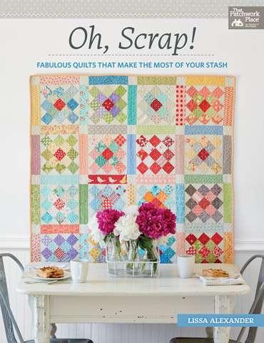 Oh, Scrap! by Lissa Alexander (Book)