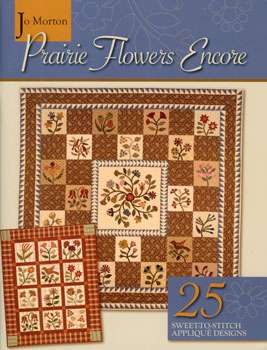 Prairie Flowers Encore by Jo Morton (Book)