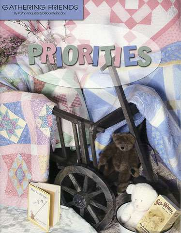 Priorities by Kathryn Squibb & Deborah Jacobs (Book)