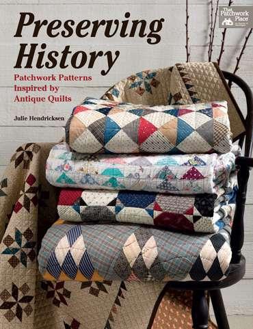 Preserving History by Julie Hendricksen (Book)