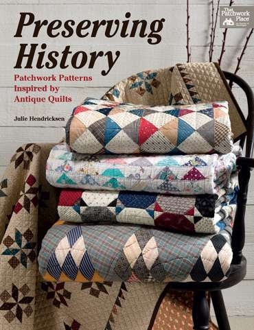 Preserving History by Julie Hendricksen (Book)