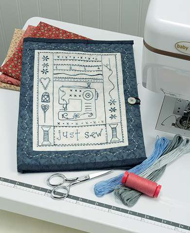 Patchwork Loves Embroidery Too by Gail Pan (Book) preview