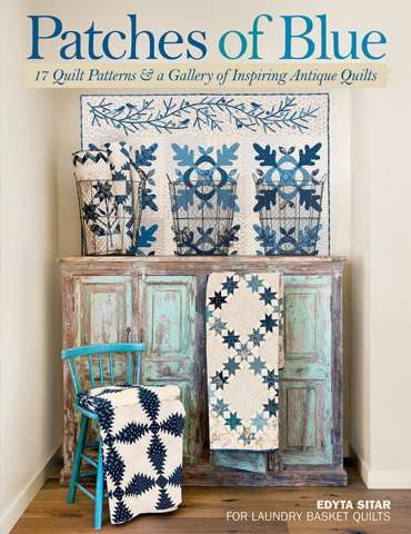 Patches of Blue by Edyta Sitar (Book) preview