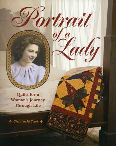 Portrait of a Lady by Christina McCourt (Book)