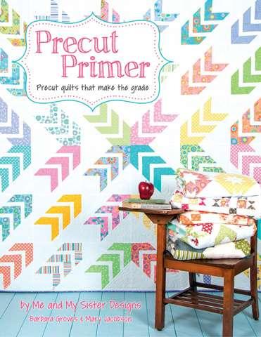 Precut Primer by Barbara Grove & Mary Jacobson (Book)