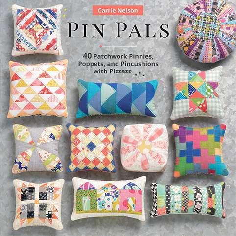 Pin Pals by Carrie Nelson (Book) preview