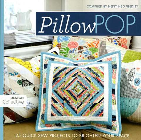 Pillow Pop by Heather Bostic (Book)