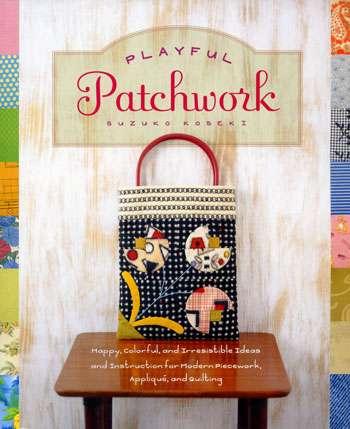 Playful Patchwork by Suzuko Koseki (Book)