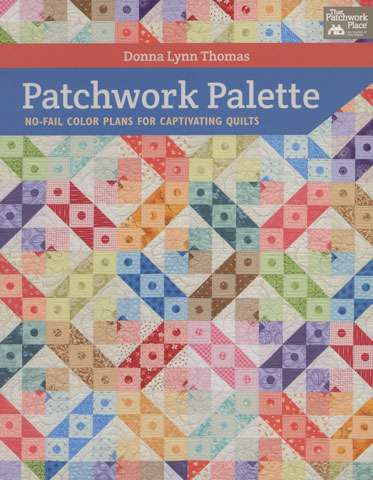 Patchwork Palette by Donna Lynn Thomas (Book)