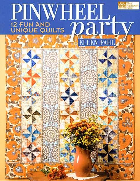 Pinwheel Party by Ellen Pahl (Book)