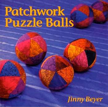 Patchwork Puzzle Balls by Jinny Beyer (Book)