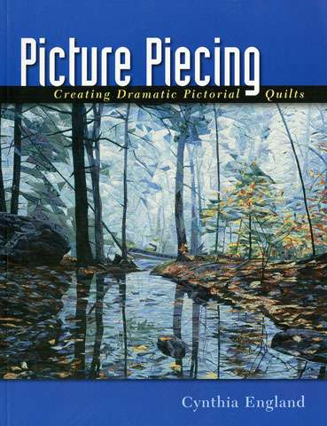 Picture Piecing by Cynthia England (Book)