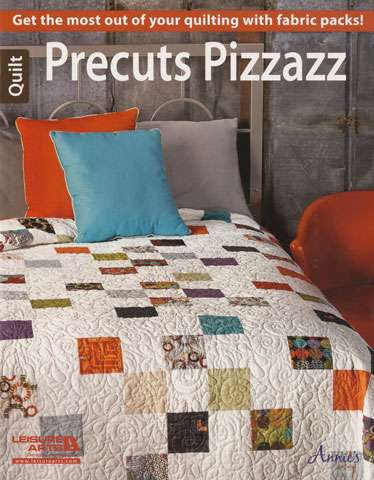 Precuts Pizzazz from Leisure Arts (Book)