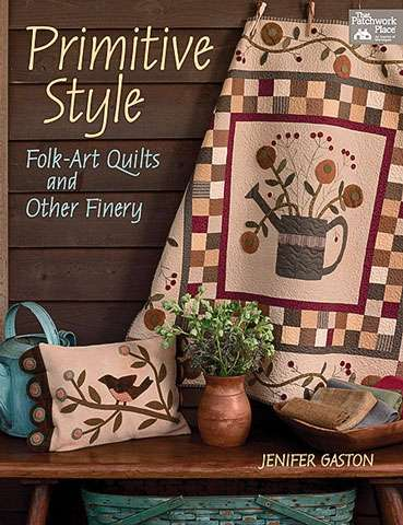 Primitive Style by Jenifer Gaston (Book) preview