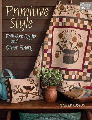 Primitive Style by Jenifer Gaston (Book)