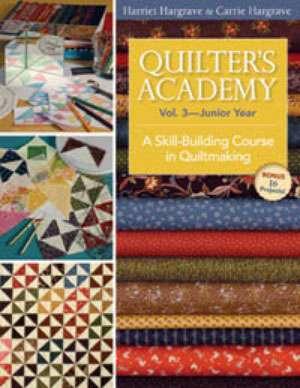 Quilter's Academy Vol 3 - Junior Year (Book)