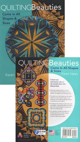 Quilting Beauties by Karen Neary (Book)