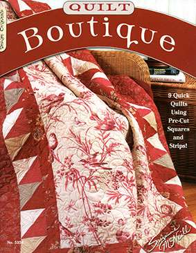 Quilt Boutique by Suzanne McNeill