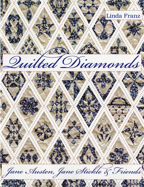 Quilted Diamonds by Linda Franz (Book) preview