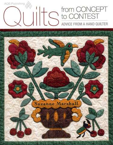 Quilts from Concept to Contest (Book)