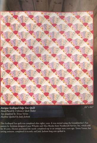 Quilts from El's Attic by Eleanor Burns (Book) preview