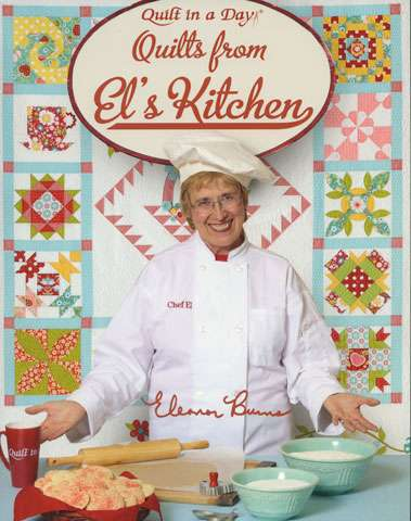 Quilts from El's Kitchen by Eleanor Burns (Book)