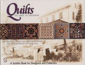 Quilts - The Fabric of Friendship (Book)