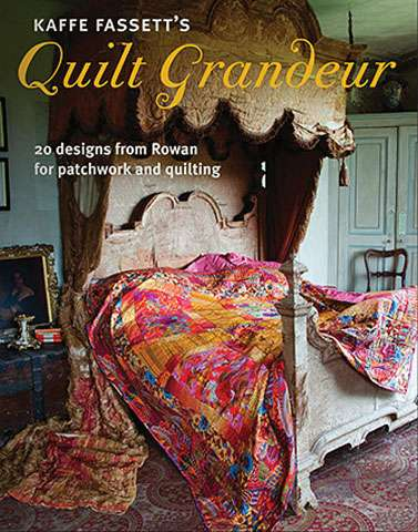 Quilt Grandeur by Kaffe Fassett (Book) preview