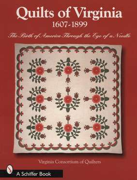 Quilts of Virginia (Book)