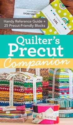 Quilter's Precut Companion (Booklet) preview