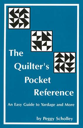 The Quilter's Pocket Reference (Book)