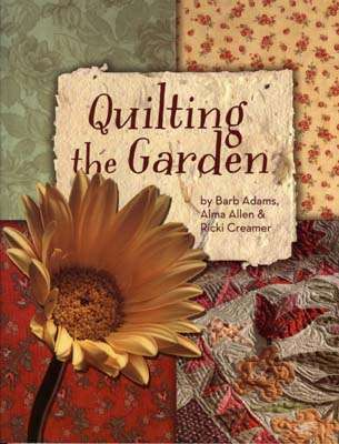 Quilting the Garden (Book)