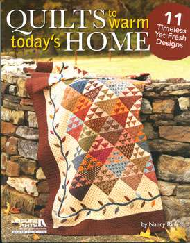 Quilts to Warm Today's Home by Nancy Rink (Book)