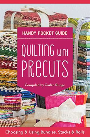 Quilting With Precuts - Handy Pocket Guide preview