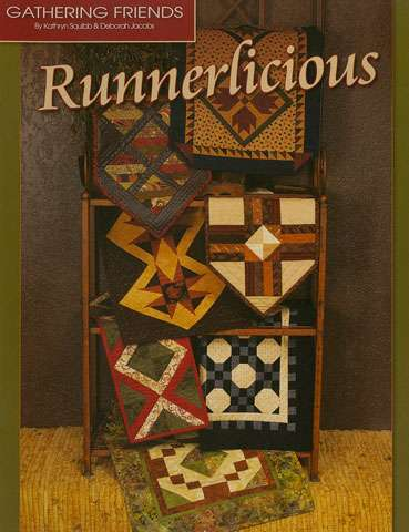 Runnerlicious by Kathryn Squibb & Deborah Jacobs (Book) preview
