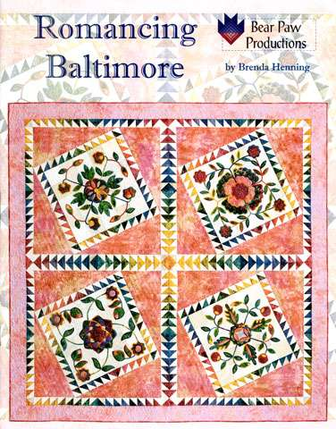 Romancing Baltimore by Brenda Henning (Book)