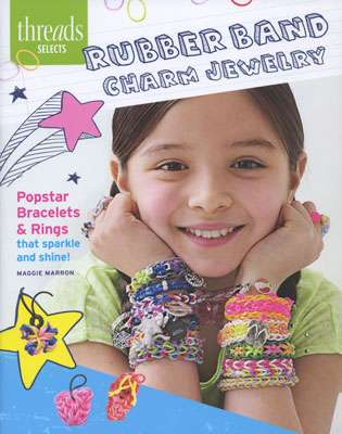 Rubber Band Charm Jewelry (Book)