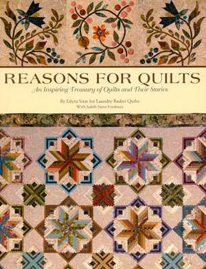 Reasons for Quilts by Edyta Sitar (Book) preview