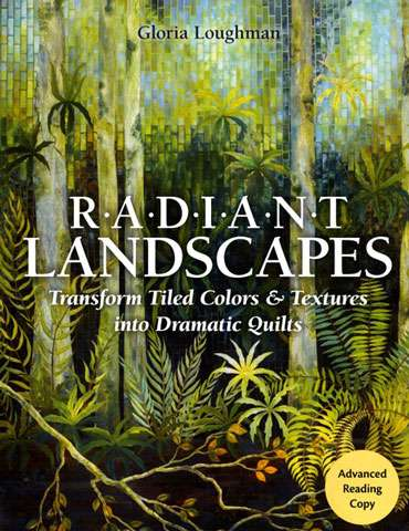 Radiant Landscapes by Gloria Loughman (Book)